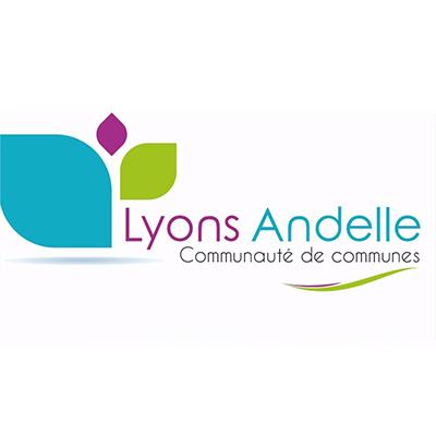 Logo CC Lyons-Andelle