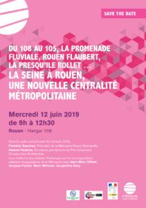 Evénement POPSU Métropole Rouen Normandie - 12 juin 2019