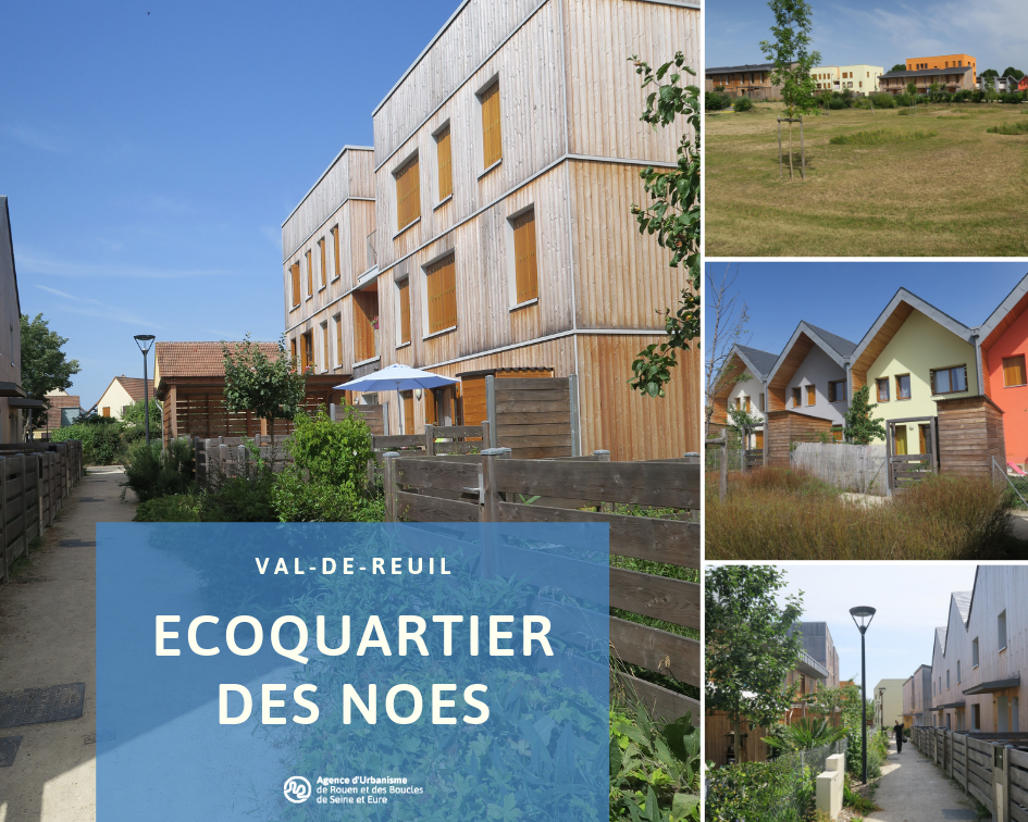 EcoQuartier des Noes - reportage photo
