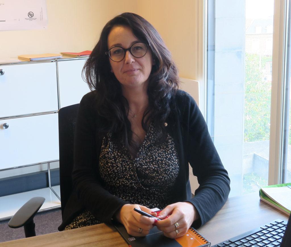 Caroline Rouennier, Directrice Générale de l'agence d'urbanisme de Rouen