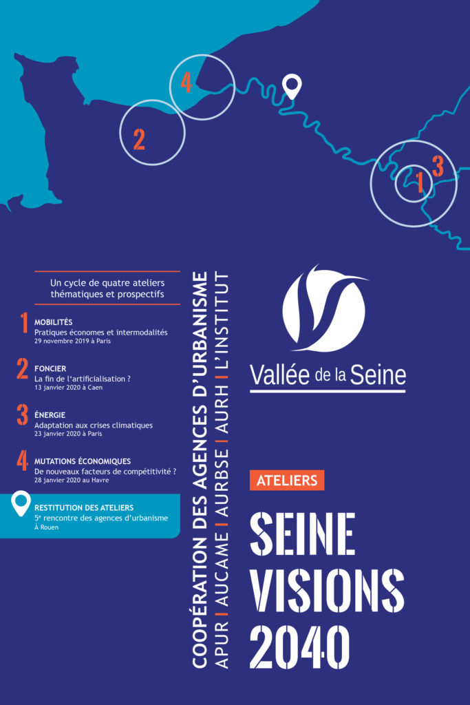 Seine Visions 2040 SAVE THE DATE