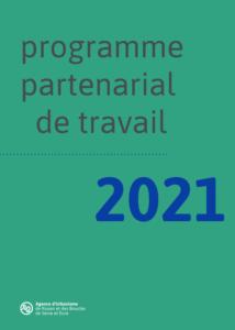 Programme partenarial de travail 2021